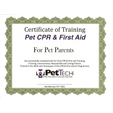 CPR,First Aid & Care For Your PetsA