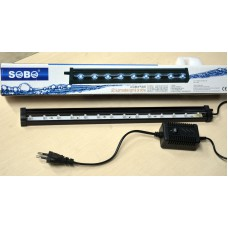 Sobo Aquarium Airstone Light LED- 350AS (35cm)