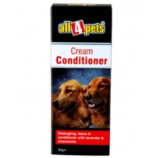 All4pets Cream Conditioner (50g)