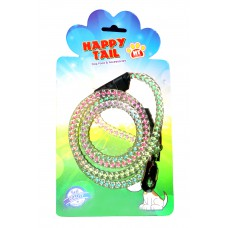 Happy Tail Imported Pipe Shaped Leash
