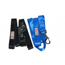 Happy Tail Nylon Short Leash