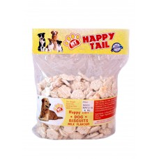 HAPPY TAIL MILK BISCUITS ( 450 Gm )