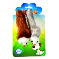 Happy Tail Mouse Fur Toy Mouse Fur Toy