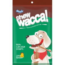 Chew Wacca Real Chicken Strip (100 Gm)