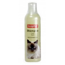 Beapher Cats Shampoo Macadamia Oil (250 ml)