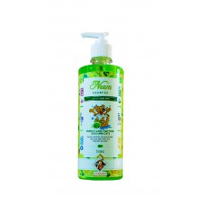 Robust Neem Shampoo (With Aloe Vera) - 500ml