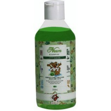 Robust Neem Shampoo (With Aloe Vera) - 200ml