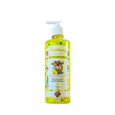 Robust Conditioning Shampoo (With Lemon Extract & Jojoba Oil) - 500ml