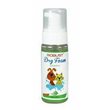 Robust Dry Foam Shampoo With Aloe Vera (150 ml)