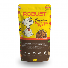 Robust Premium Daily Dog Food (1 kg)