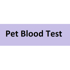 Pet Blood Test CBC (Complete Blood Count)