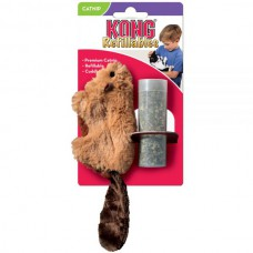 Kong Beaver Refillable Catnip Cat Toy