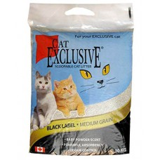 Cat Exclusive Black Cat Litter (10 Kg)