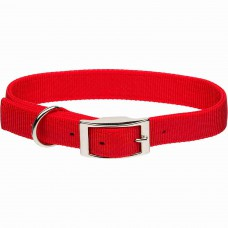 Dog Adjustable Nylon Collar (size - 1.5 inch)