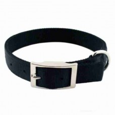 Dog Adjustable Nylon Collar (size - 0.75 inch)