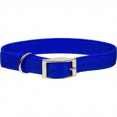 Dog Adjustable Nylon Collar (size - 1 inch)