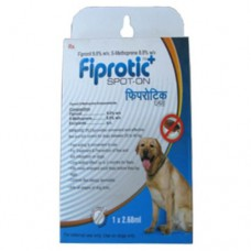 All4Pets Fiprotic Plus SpotOn For Dogs