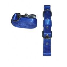 Adjustable Collar Leash Set Nylon (size-0.75 inch)