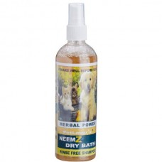 Pet Lover's Neemz Dry Bath Shampoo (200 Ml)