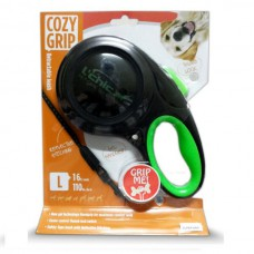 Cozy Grip Retractable Cord Dog Leash (large size)