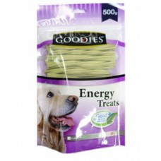 Goodies Chlorophyll Twisted Sticks (200 Gm))
