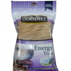 Goodies Liver Twisted Dog Energy Sticks (500 Gm)