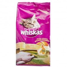 Whiskas Chicken Adult Cat Food (3 kg)