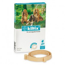 Bayer Kiltix Medium Dog Collar for Fleas and Ticks