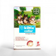 Bayer Kiltix Large Dog Collar for Fleas and Ticks