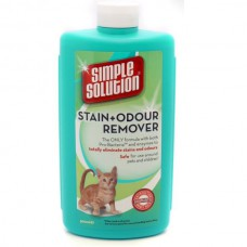 Simple Solution Cat Stain & Odour (500ml)