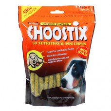 Choostix Chicken Flavour Dog Treat ( 450 gm)