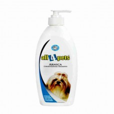 All4Pets Arnica Conditioning Shampoo (500ml)