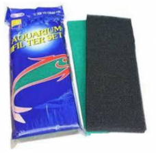 Aquarium Filter Cotton (2 sheet)