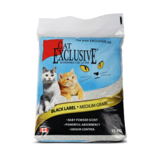 Exclusive Cat Litter (10 Kg)
