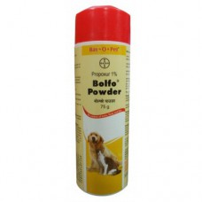 Bayer Bolfo Anti Tick & Flea Powder (75 gm)