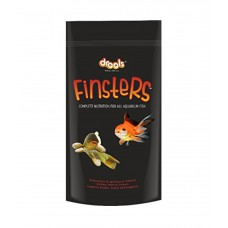 Drools Finsters Complete Nutrition All Aquarium Fish Food (100 Gm)