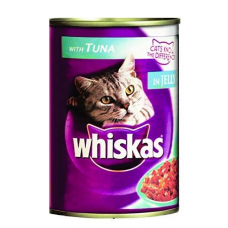 Whiskas Tuna Cat Food (Can) - 400gm