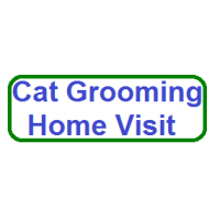 Cat Grooming Service Home..