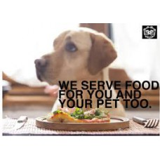 Pet Cafe (Pet Meal Package)