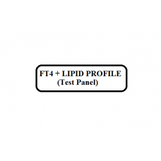 FT4 + Lipid Profile (FLP)