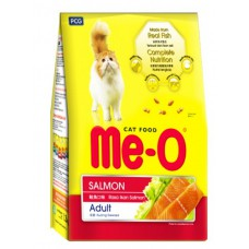 Me - O Adult Salmon Flavor Cat Food (1.2 kg)
