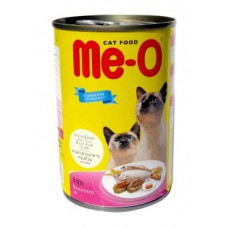 Me - O Cat Food Canned Sea Food Flavor (400 Gm)