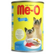 Me - O Canned Tuna Flavour Cat Food (185 Gm)