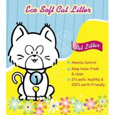 Eco Soft Cat litter ( 5 kg )