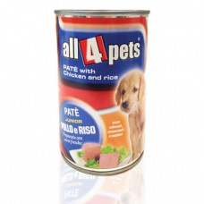 All 4 Pet Junior Can Gravy