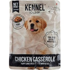 Kennel Kitchen Puppy Chicken Casserole Dog Food ( 300 Gm )