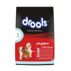Drools Chicken & Vegetable Puppy Food (15 Kg)