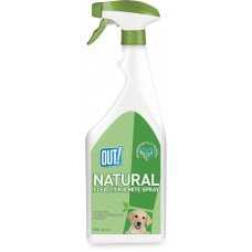Trixie Out! Natural Flea and Tick Spray, 500 ml