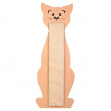 Trixie Cat Shaped Scratching Board