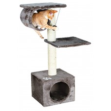 Trixie San Fernando Scratching Post Platinum Grey